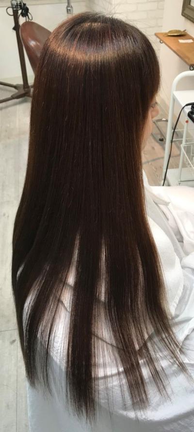 エンパニ艶髪ロング