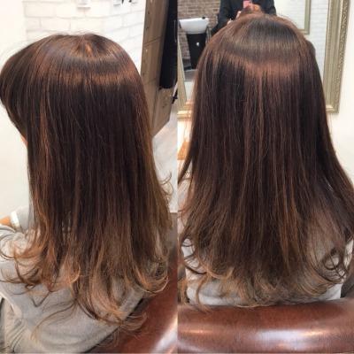 高品質縮毛矯正は美髪矯正エンパニ