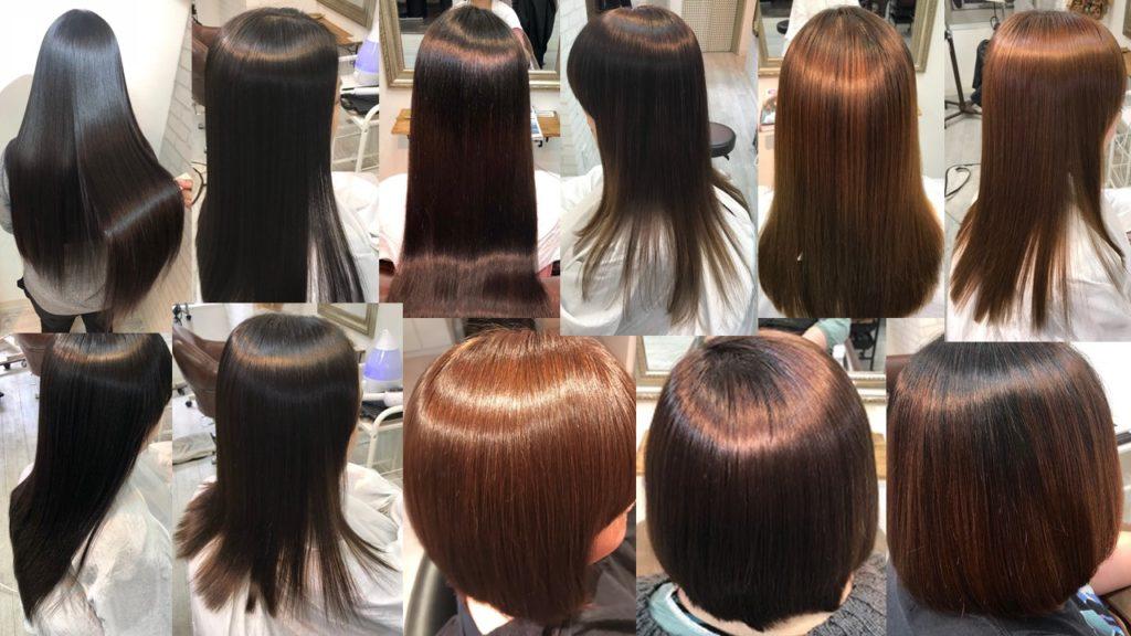 エンパニ美髪カラー